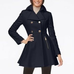 Laundry By Shelli Segal Double-breasted Coat